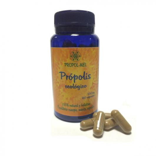 Capsule di Propoli ecologico Propo-mel 60 capsule