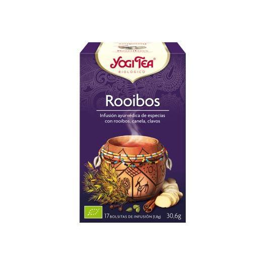 Yogi Tea BIO Rooibos, 17 bolsitas