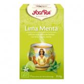 Yogi Tea BIO Lima Menta, 17 bolsitas
