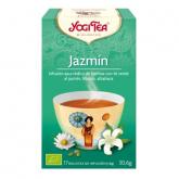 Yogi Tea BIO Jazmín, 17 bolsitas