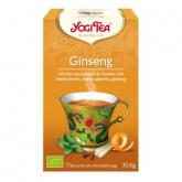 Yogi Tea BIO Ginseng Flower, 17 bolsitas
