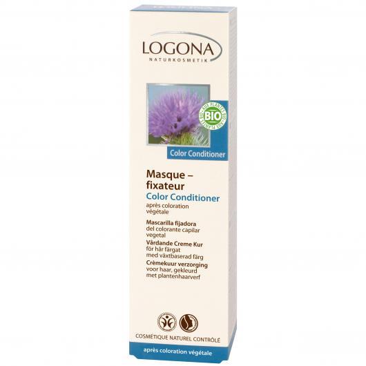 Tratamiento fijador del color Logona, 150 ml