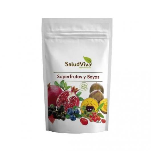 Superfrutas y bayas Salud Viva, 125 g