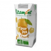 Zumo Naranja Vitamont, 6 x 200 ml
