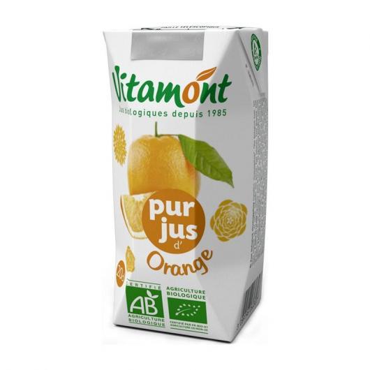 Jus d'Orange Vitamont, 6x 200 mL