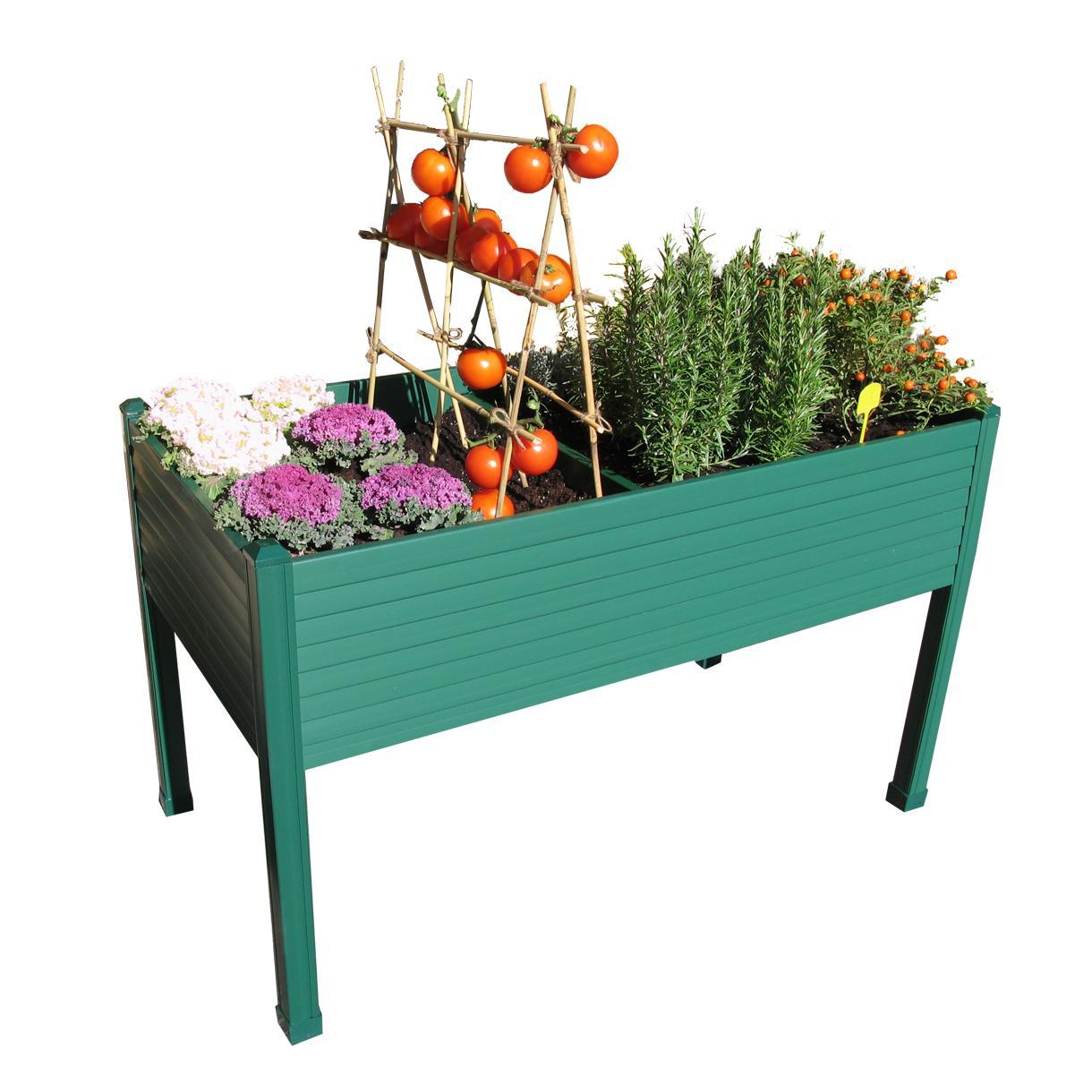 Tavolo Da Coltivazione Di Plastica Verde Per € 94 45 In Planeta  #BC570F 1220 1220 Ikea Tavoli Di Cucina
