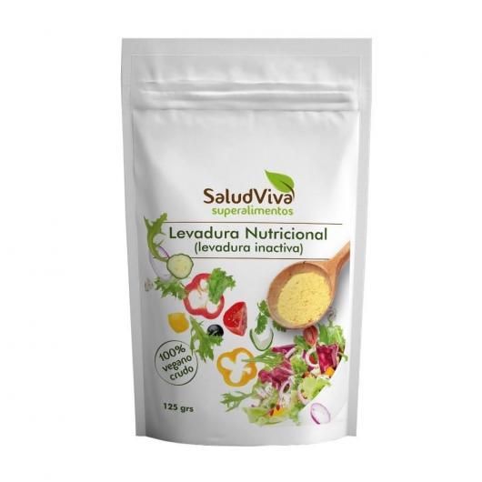 Levure Nutritionnelle en Poudre Salud Viva, 125 g