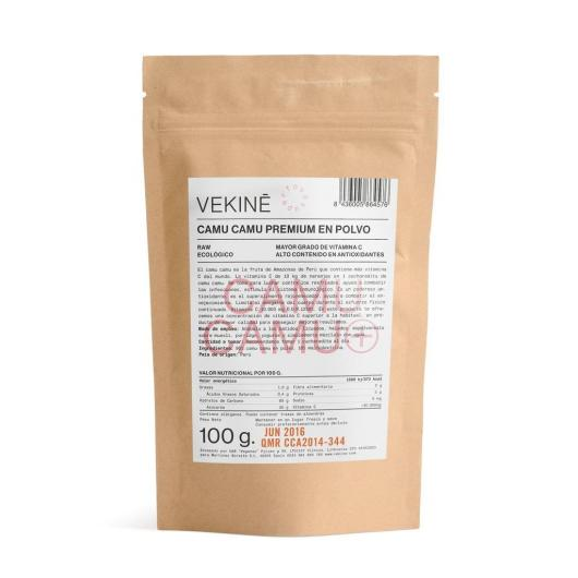 Camu camu plus en polvo BIO Vekiné, 100 g