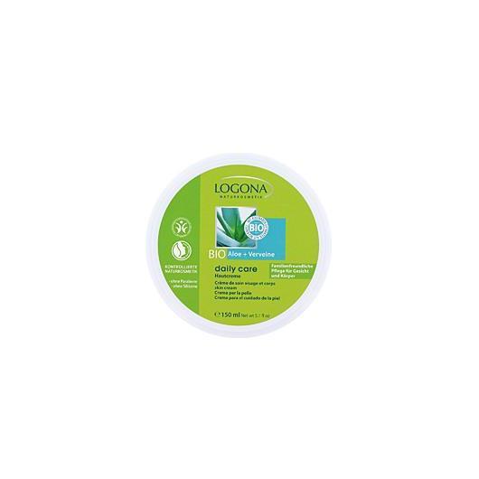 Crema idratante Aloe-Bio e Verbena 100ml, Logona