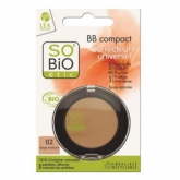 BB Compact 5 en 1 Corrector 02 beige medium SO'BIO étic 3,8 g