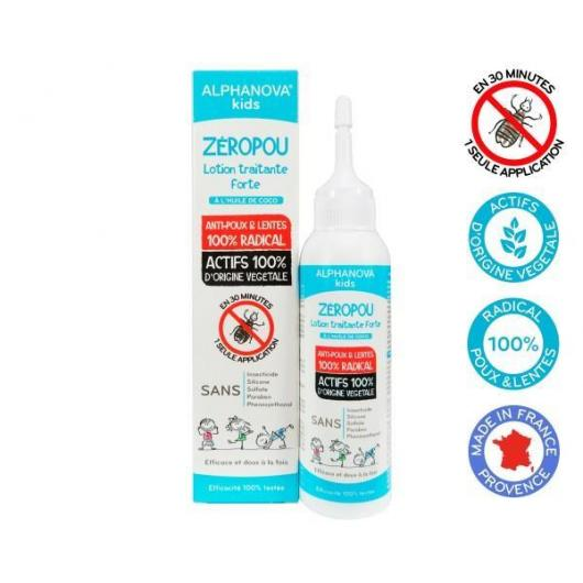 Spray Anti-piojos Pludepoux SO'BIO étic 100 ml.