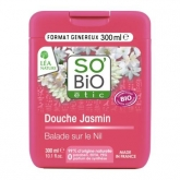 Gel de Ducha Jazmín SO'BIO étic 300 ml.