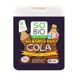 Gel de Ducha Cola - Niños SO'BIO étic 300 ml.