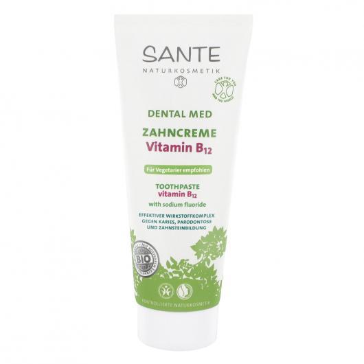 Dentifricio Vitamina B12 Sante, 75 ml