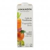 Caldo De Verduras Amandin 1L