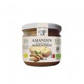 Crema di Mandorle con sciroppo di riso Amandin 330 gr