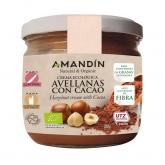 Crema de Avellanas con Cacao Amandin 330g