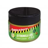 Repellente Gel zanzare citronella