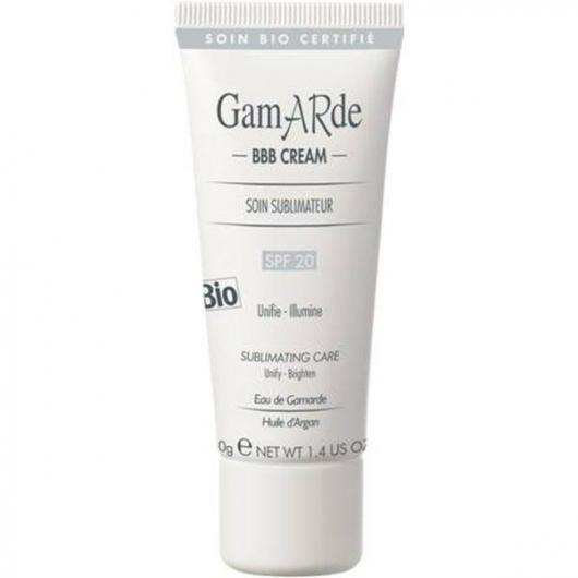 Crema antimachas Gamarde 40g