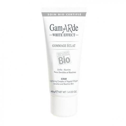 Esfoliante sbiancante White effect Gamarde 40 g