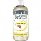 Shampoo Capelli Secchi e Danneggiati al Miele di Acacia Gamarde 500ml