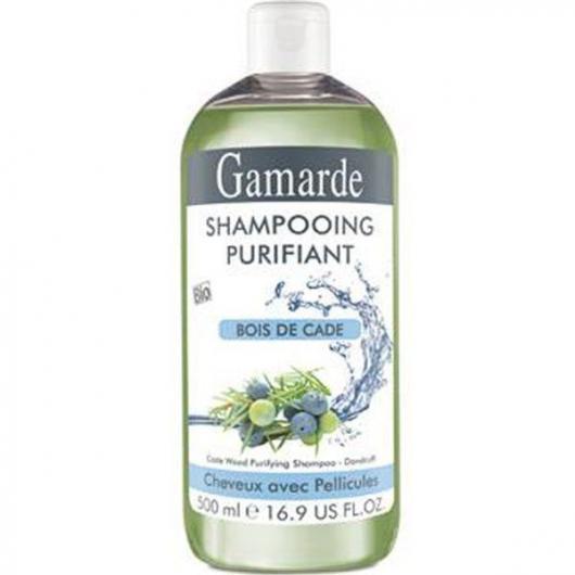 Champú Purificante Anti Caspa Gamarde 500 ml