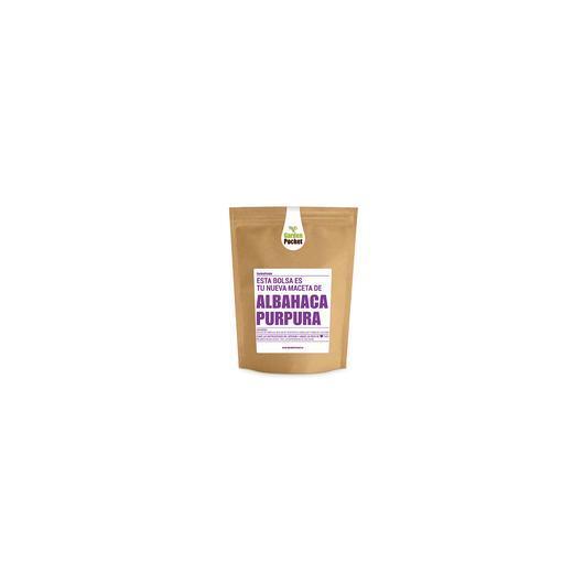 Kit huerto Albahaca púrpura Garden Pocket
