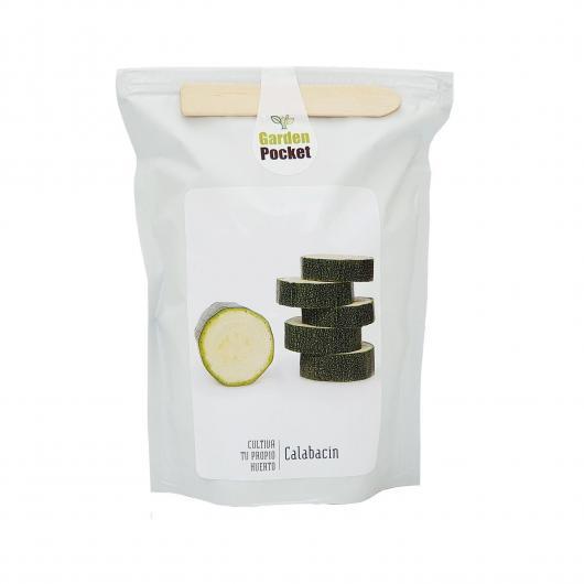 Kit huerto Calabacín Garden Pocket