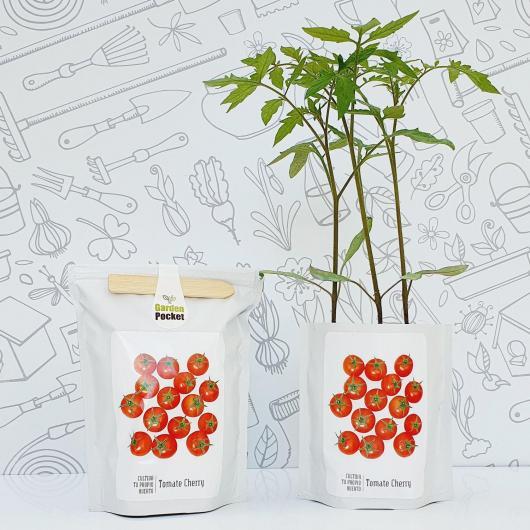 Kit orto Pomodori ciliegini Garde Pocket