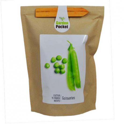 Kit orto Piselli Garden Pocket