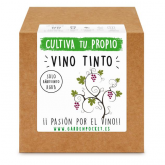 Kit semina Vino Tinto Garden Pocket