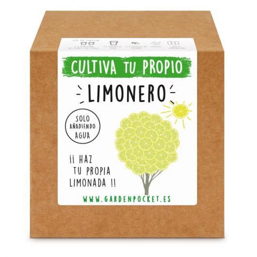 Kit siembra Limonero Garden Pocket