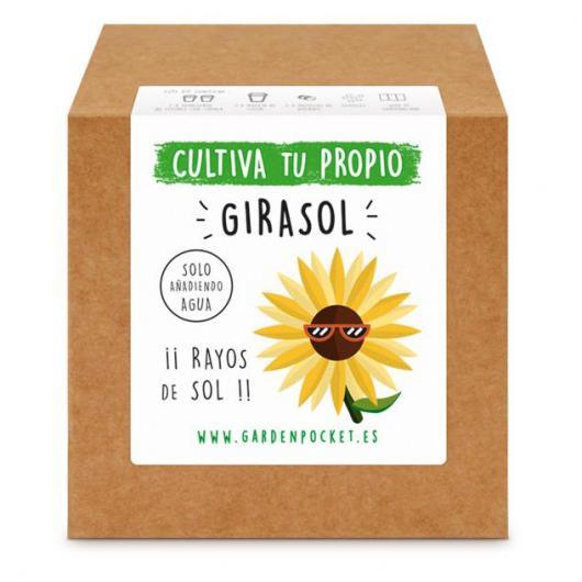 Kit semina Girasoli Garden Pocket
