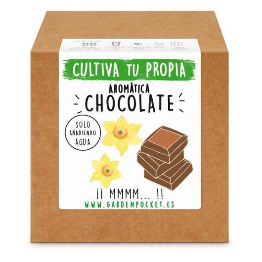 Kit semina aromatica Cioccolato Garden Pocket