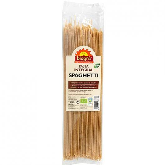 Spagueti Integral Biográ, 250g