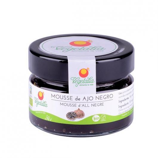 Mousse BIO di aglio nero Vegetalia, 100 g