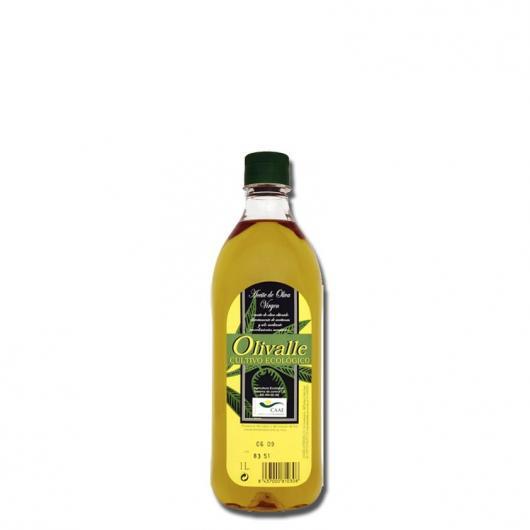 Aceite de Oliva Virgen Olivalle, 1 Litro