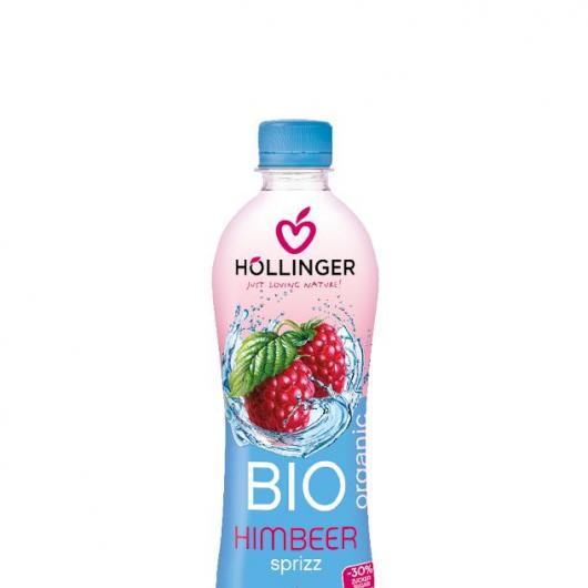 Bibita frizzante al Lampone bio Hollinger 500 ml
