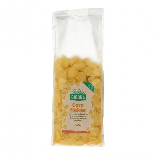 Corn Flakes sin azúcar añadidos Biográ 250 g