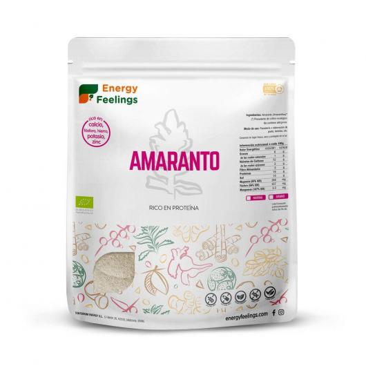 AMARANTO  BIO en  polvo Energy Fruits