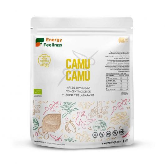 Camu camu BIO in polvere Energy Fruits