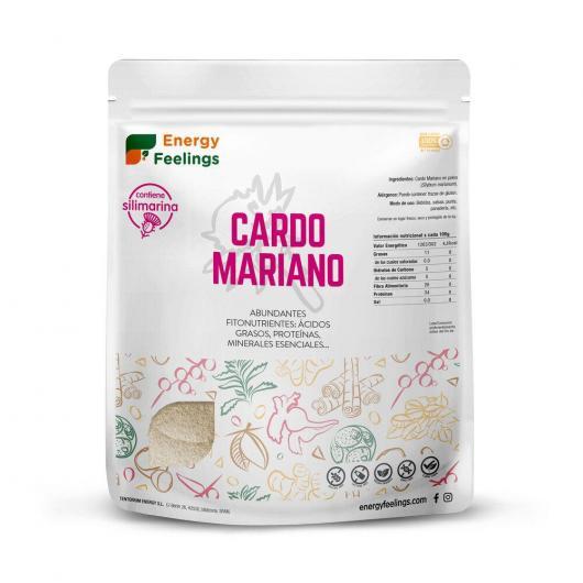Cardo Mariano BIO in polvere Energy Fruits