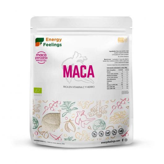 Maca BIO in polvere Energy Fruits