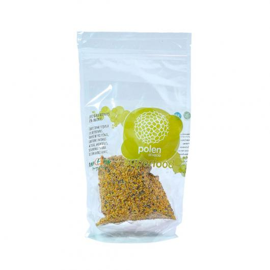 Polline d'ape secco BIO sottovuoto Energy Fruits