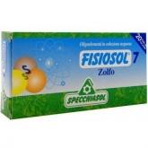 Fisiosol 7 Azufre Specchiasol,20 viales