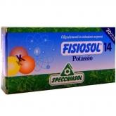 Fisiosol 14 Potasio Specchiasol, 20 viales