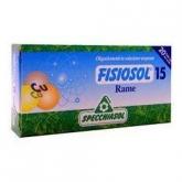 Fisiosol 15 Cobre Specchiasol, 20 viales
