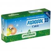 Fisiosol 23 Calcio Specchiasol, 20 viales