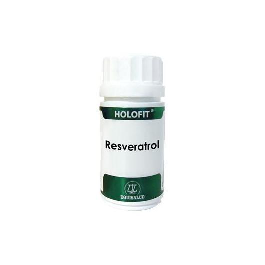 Complemento alimentare Holofit a base di Resveratrolo Equisalud