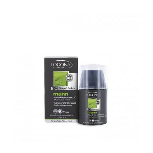 Hydro Cream Q10 Mann Logona, 50 ml